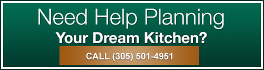 South Florida Kitchen Cabinets
